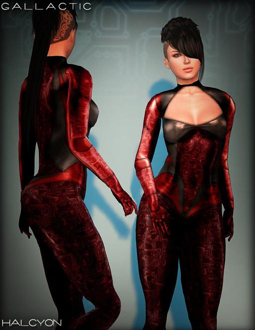 poster halcyon suit