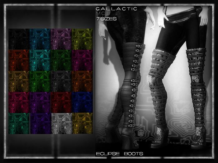 e boot all colors