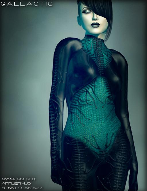 poster symbiosis suit